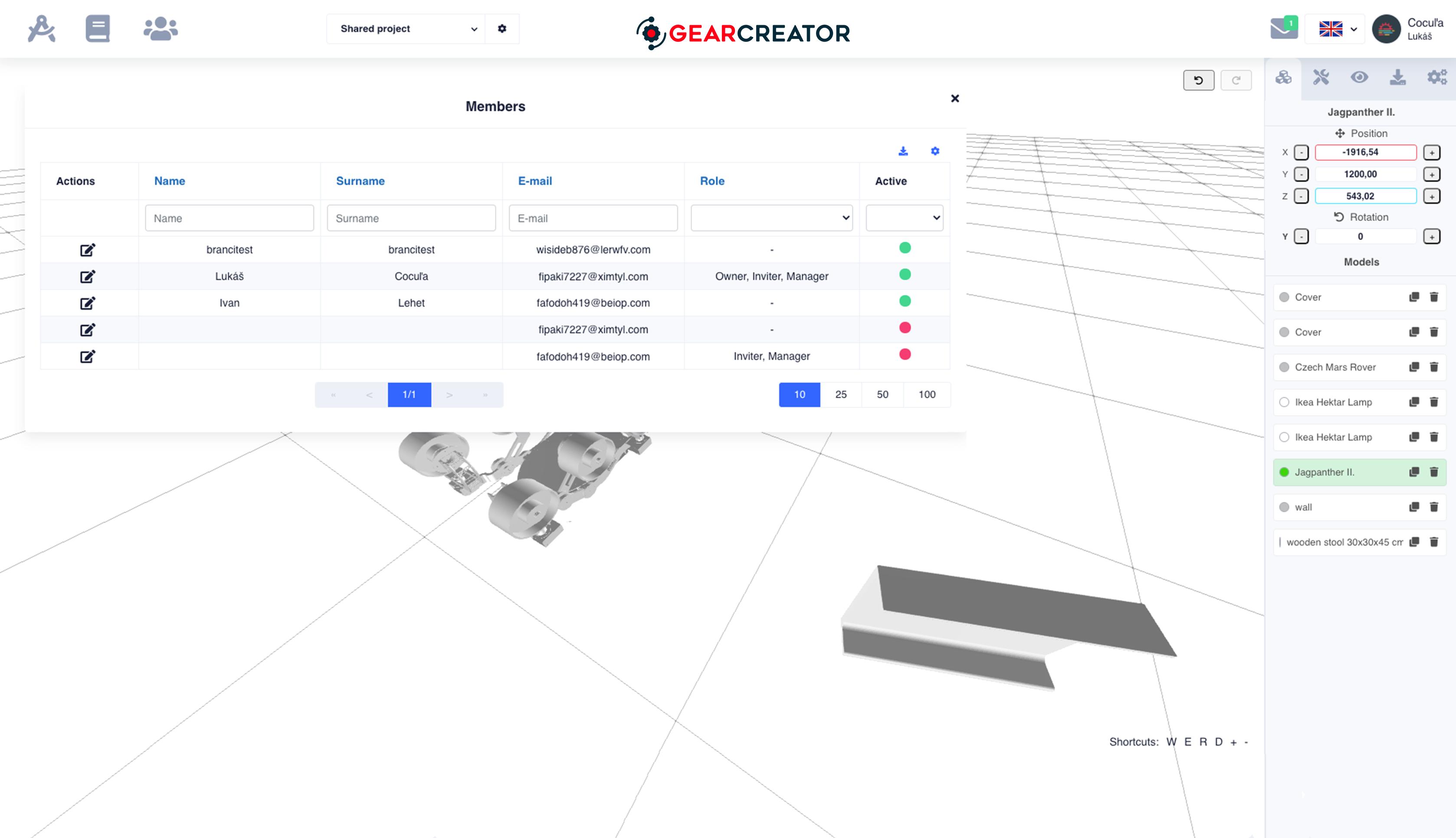 Gearcrator - Software Development Kosice Slovakia