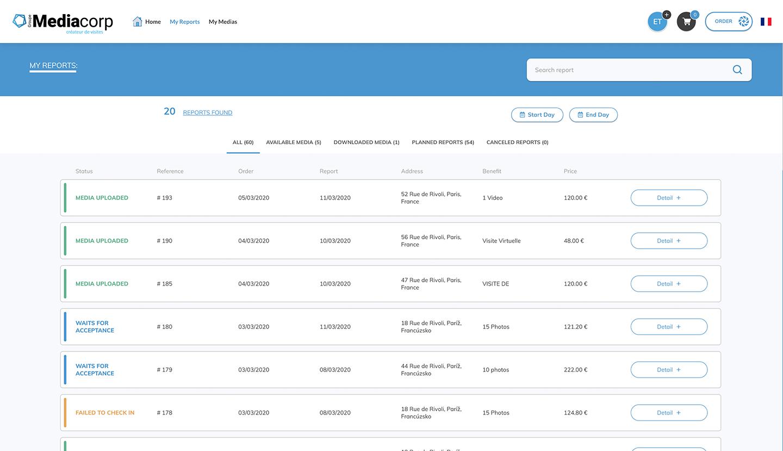 MediaCorp - Software Development Kosice Slovakia